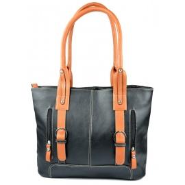 Černá kabelka Aileen