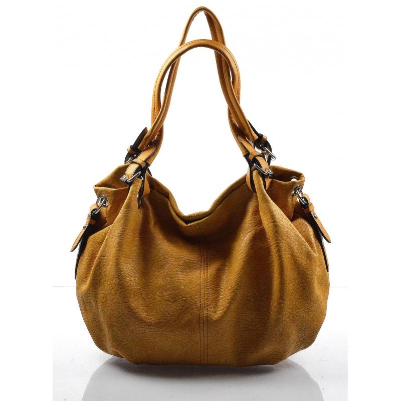 3ac6141d7e krásna hnedá kabelka cez rameno roline - KabelkyZoSvěta