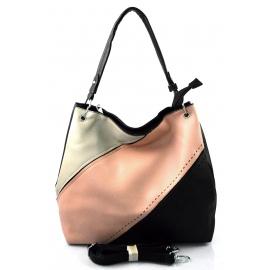 178c30f418 luxusní italská kabelka s černou italien